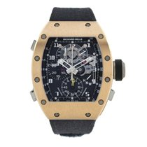 Richard Mille Rose gold 48mm Manual winding RM004 pre-owned