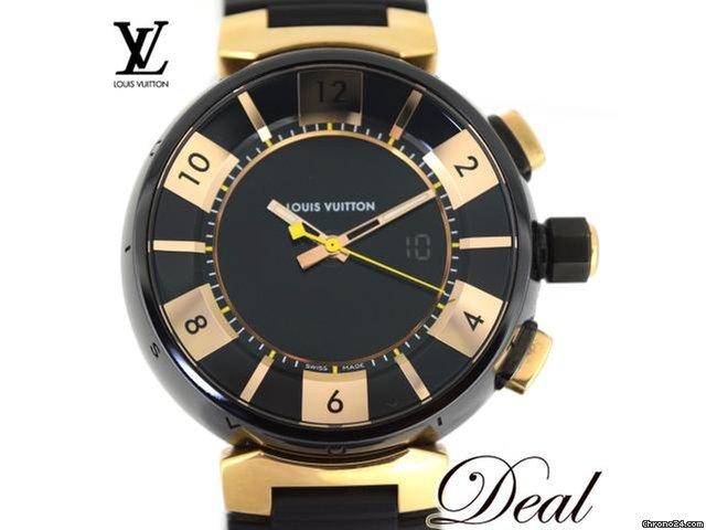 cdab7337eb95 Relojes Louis Vuitton - Precios de todos los relojes Louis Vuitton en  Chrono24