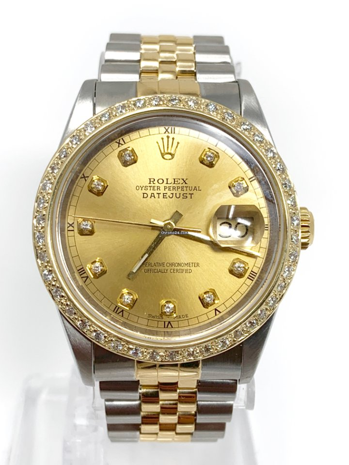 41969fe64ec Rolex 16233 | Rolex Reference Ref ID 16233 Watch at Chrono24