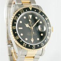 Rolex GMT-Master II Gold/Stahl 40mm Schwarz Deutschland, Heilbronn