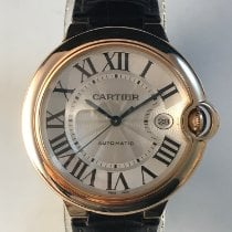 Cartier Ballon Bleu 42mm Rose gold 42mm Silver Roman numerals United States of America, California, Upland