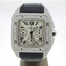 Cartier Santos 100 2740 2012 gebraucht