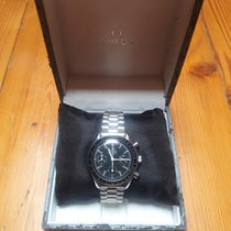 Omega Speedmaster Reduced new 1995 Automatic Chronograph Watch with original box 3510.50.00