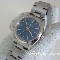 Rolex Oyster Perpetual 31 Çelik 31mm Mavi Arapça