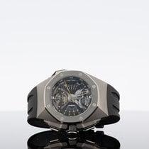 Audemars Piguet Royal Oak Concept Karbon 44mm Černá Bez čísel