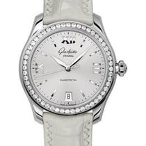 Glashütte Original Lady Serenade Steel 36mm Silver Roman numerals United States of America, Florida, Miami
