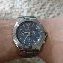 Breitling Hercules Steel 45.7mm Grey