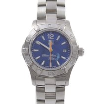 TAG Heuer Aquaracer Lady 27mm Bleu