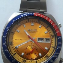 Seiko 6139-6002 Steel 42mm pre-owned