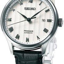Seiko Presage Steel White United States of America, New Jersey, USA