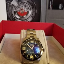 Oris Divers Sixty Five Steel 40mm Black Arabic numerals United States of America, Idaho, Pocatello