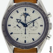 Omega Speedmaster Professional Moonwatch Moonphase Stahl 42mm Deutschland, Stuttgart