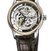 Oris Artelier Translucent Skeleton 0173476846351 07 5 21 70FC new