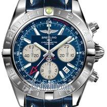 Breitling Chronomat 44 GMT ab042011/c851-3cd