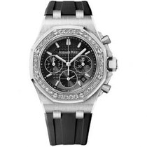 Audemars Piguet Royal Oak Offshore Lady Steel 37mm Black United States of America, Pennsylvania, Holland