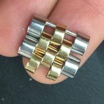 Rolex Doppia Maglia jubilee steel Gold Link oro acciaio GMT