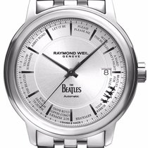 Raymond Weil The BEATLES Watch New with Box and Tags 2237-ST-B...
