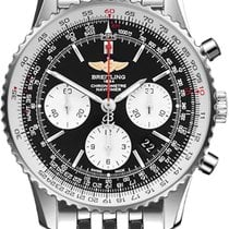 Breitling Men's AB012012/BB01/447A Navitimer Watch