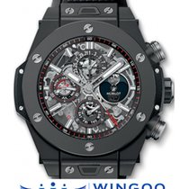 Hublot BIG BANG - UNICO BLACK MAGIC PERPETUAL CALENDAR CH Ref....