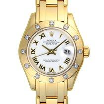 Rolex Lady-Datejust Pearlmaster 80318 nuevo