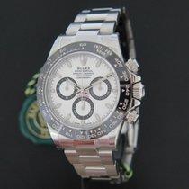 Rolex Cosmograph Daytona 116500LN White Dial NEW