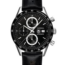 TAG Heuer Carrera Calibre 16 Stainless Steel Ref. CV2010.FC6233