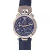 Bovet Sportster Date Display Automatic Chronograph Men's Watch...