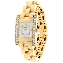 Chopard Yellow gold 24mm Quartz 445-1 pre-owned