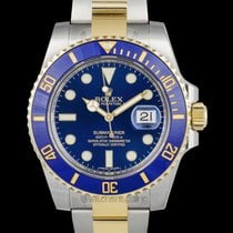 Rolex Submariner Date new 2020 Automatic Watch with original box and original papers 116613 LB