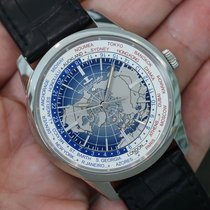 Jaeger-LeCoultre Geophysic Universal Time pre-owned 42mm Steel