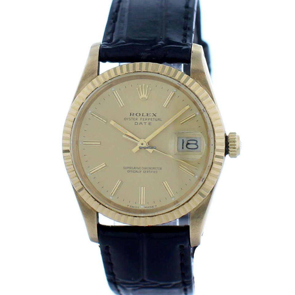 Rolex Oyster Perpetual Date All Prices For Rolex Oyster Perpetual