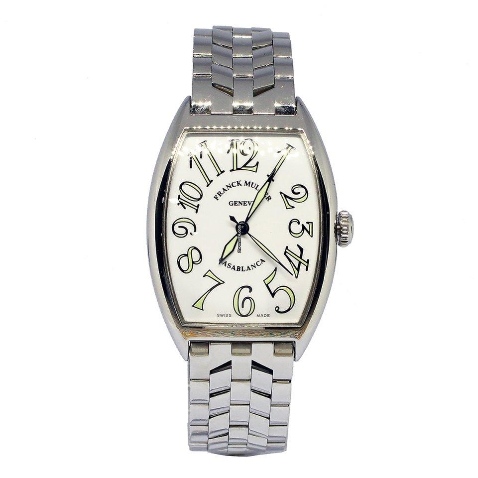 20a9fadfcd0 Franck Muller Casablanca - Todos os preços de relógios Franck Muller  Casablanca na Chrono24