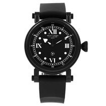 Speake-Marin 42mm Automatic pre-owned Black