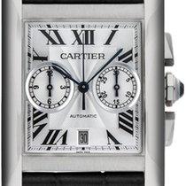 Cartier Staal Automatisch W5330007 nieuw