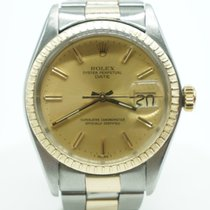 Rolex Oyster Perpetual Date 1500 1970 pre-owned