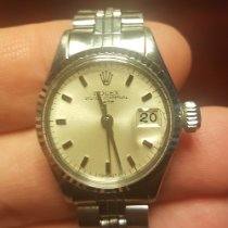 Rolex Automático 1966 usado Oyster Perpetual Lady Date