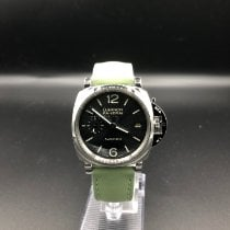 Panerai Luminor Due neu 38mm Stahl