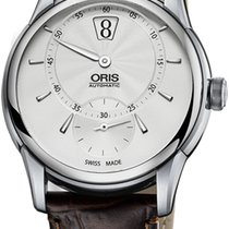 Oris Artelier Steel 40.5mm Silver United States of America, California, Moorpark