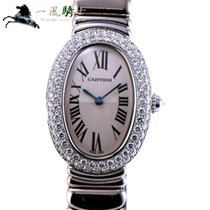 Cartier 31mm Cuarzo usados Plata