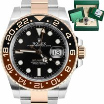Rolex 40mm Automatic pre-owned GMT-Master II Black