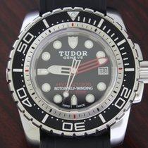 Tudor Hydronaut Steel 45mm Black No numerals United States of America, New York, New York