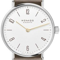 NOMOS Steel 32.8mm Manual winding 120 Stainless Steel Back new United States of America, New York, Airmont
