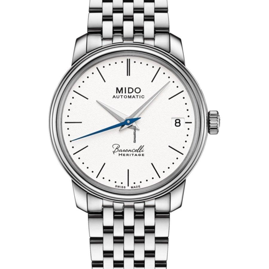 4bb9decd9fba Precios de relojes Mido mujer