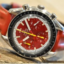 Omega Speedmaster Reduced Staal 39mm Rood Nederland, Barendrecht