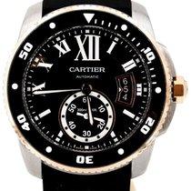 Cartier Calibre de Cartier Diver Steel 42mm Black United States of America, Illinois, BUFFALO GROVE