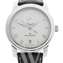 Blancpain Le Brassus Platinum 42mm White Roman numerals United States of America, New York, New York