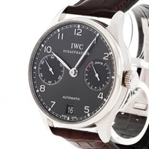 IWC Portuguese Automatic White gold 42mm Grey