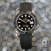 Rolex Yacht-Master 42 Ouro branco