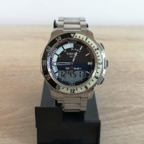 Tissot Sea-Touch T026.420.11.051.00 2010 pre-owned