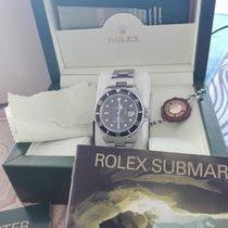 Rolex Submariner Date Acero 40mm Negro Sin cifras Chile, Providencia